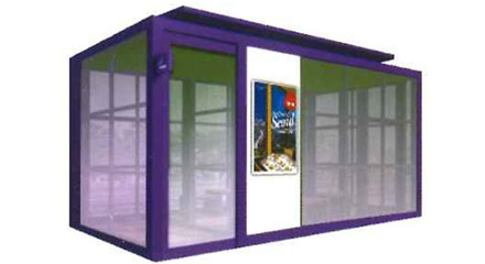 Show-room Booth