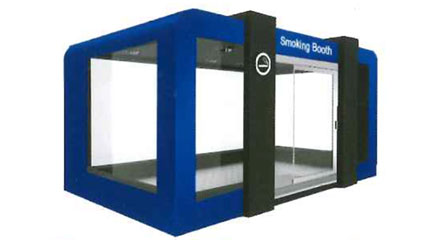 Town Style Booth